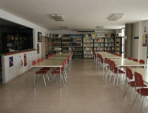 Apertura de la Biblioteca Municipal con limitaciones de acceso y servicios