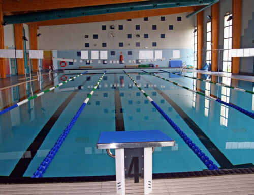 La piscina climatizada municipal contará con una caldera de biomasa