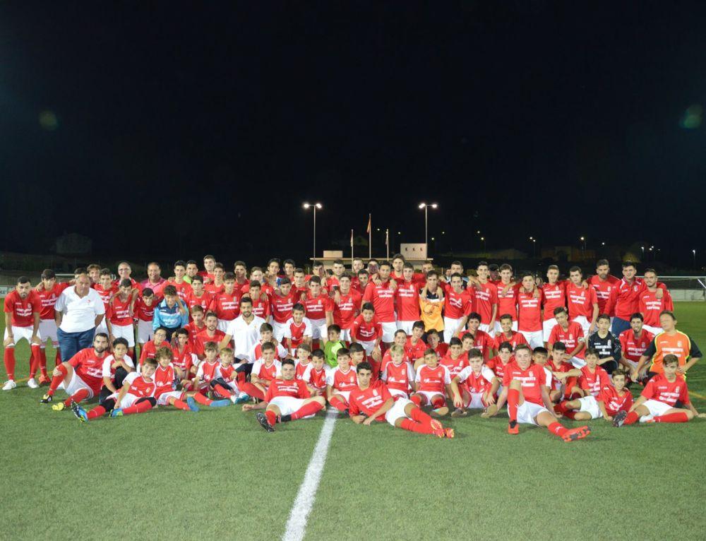 Presentación de los equipos del Campanario 2016