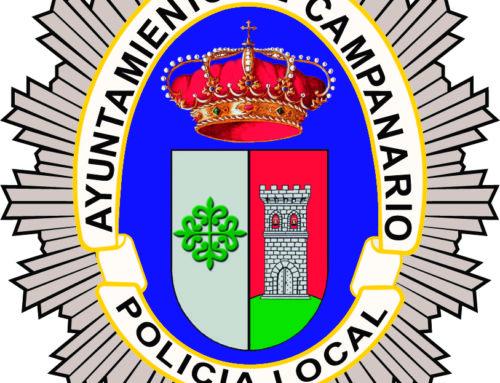 Reinicio del plazo de solicitud de instancias para formar parte de la oposición de la Policía Local de Campanario