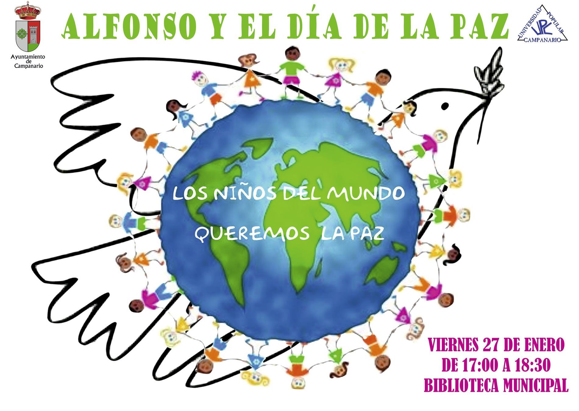 Macaco DÍa De La Paz: Alfonso Y El Día De La Paz
