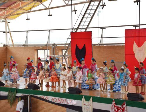 Sevillanas, flamenco y concierto de Camela en la tercera jornada de feria