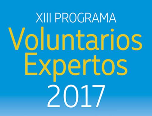 Abierta la convocatoria del XIII Programa de Voluntarios Expertos de FELCODE