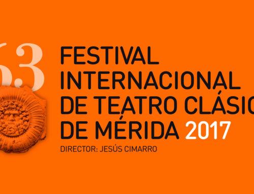 63 Festival Internacional de Teatro Clásico 2017