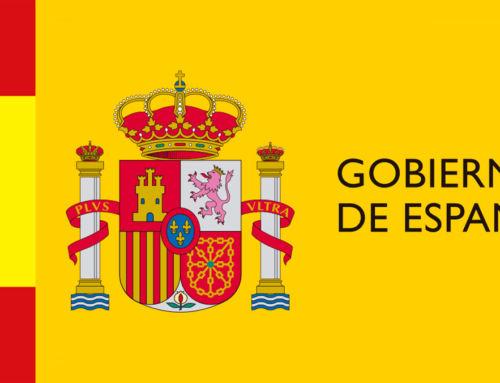 El Gobierno de España modifica el Real Decreto 463/2020