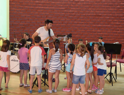 """Día del Centro en la Escuela Municipal de Música """"Fidel Santana"""""""
