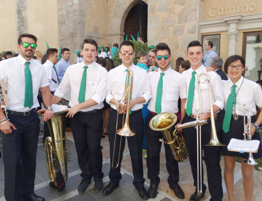 Semana Santa 2017 con la Banda Municipal de Música