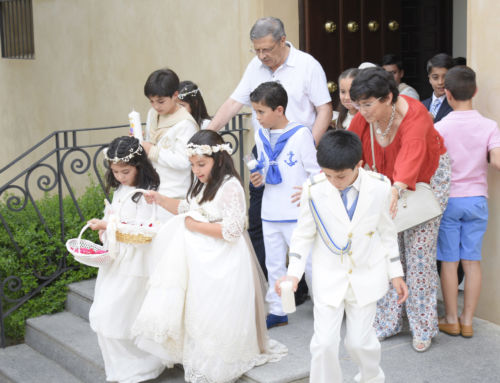 Procesión del Corpus Christi 2017