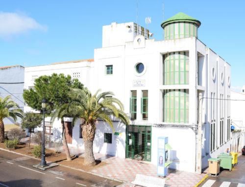 """La biblioteca municipal """"Bartolomé José Gallardo"""" cambia al horario de verano"""