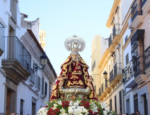 Despedida a la Virgen de Piedraescrita 2017