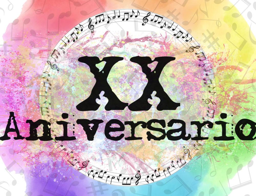 XX Aniversario – Banda Municipal de Música