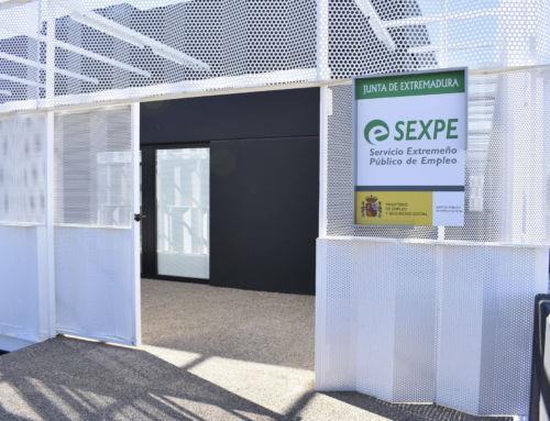 Las oficinas del Sexpe ya están a pleno rendimiento en el centro integral de la Diputación