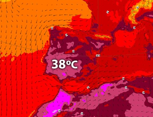 El calor intenso regresará la próxima semana a la península, aunque de momento sin temperaturas extremas.