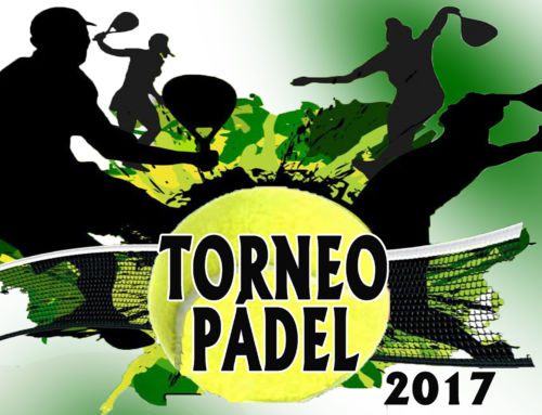 Torneo de Pádel Verano 2017