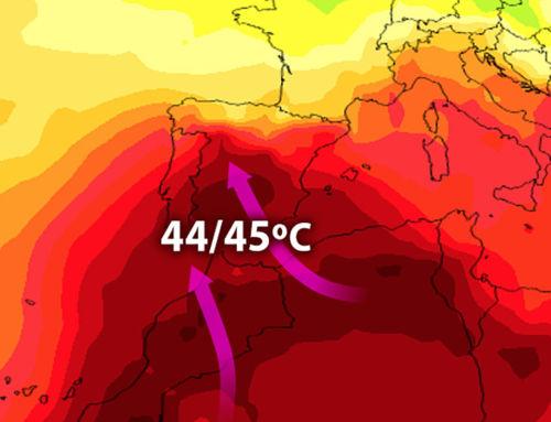 Calor extremo los próximos días en Extremadura