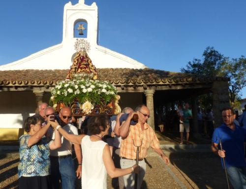 Campanario conmemora este fin de semana el 62 aniversario de la coronación de su Virgen de Piedraescrita