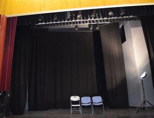 Acometen diversas mejoras en la maquinaria escénica del teatro Olimpia