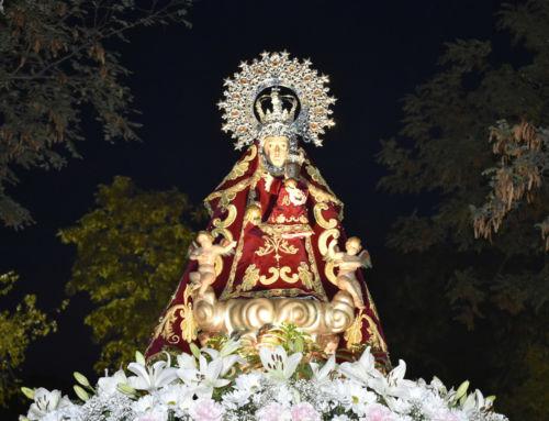 La Virgen recuerda su Coronación