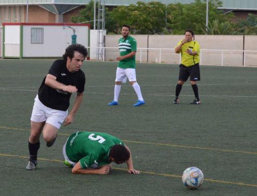 El Campanario Atlético saca un valioso empate ante el Cervantes en Villanueva (1-1)