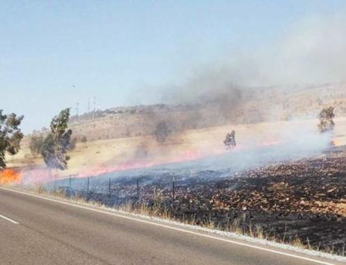 La Junta declara época de peligro medio de incendios forestales entre el 16 y el 22 de octubre