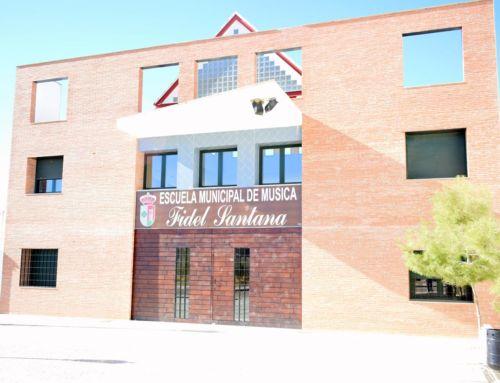 En octubre la Banda Municipal reanuda sus clases y la Escuela de Música inicia un nuevo curso