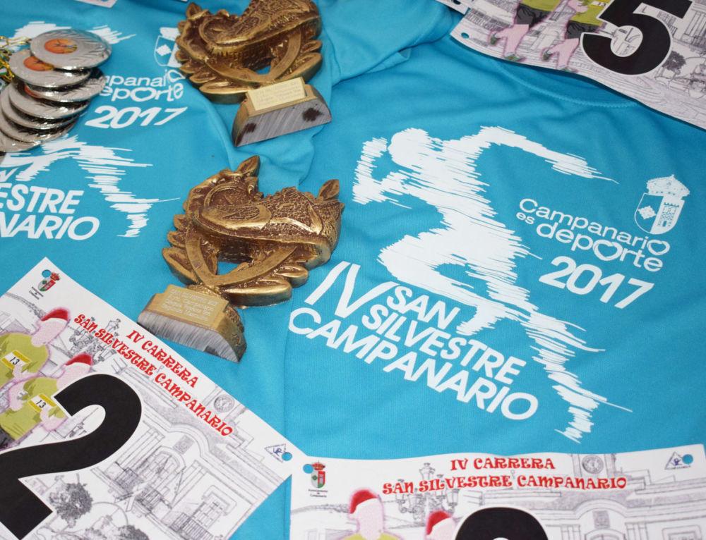 Todo listo para celebrar la IV carrera San Silvestre campanariense que tendrá carácter benéfico