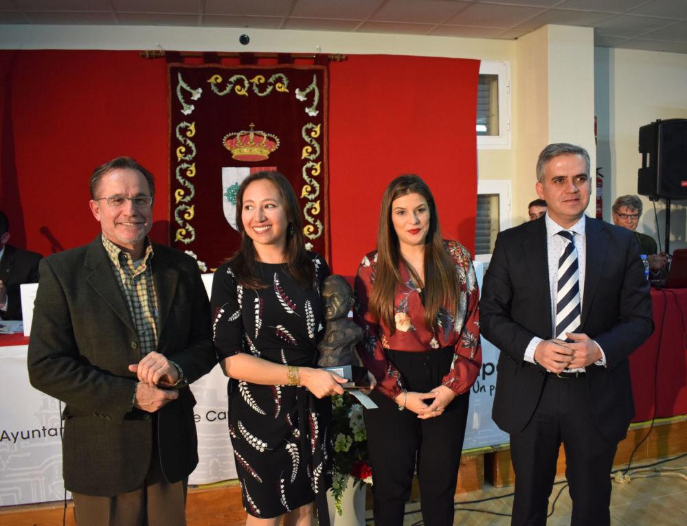 El XX Premio de Investigación Bibliográfica 'Bartolomé José Gallardo' viaja a México