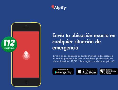 Alpify, servicio de localización del Centro de Urgencias y Emergencias 112