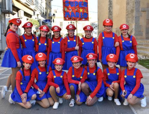 Desfile y concursos del Carnaval 2018
