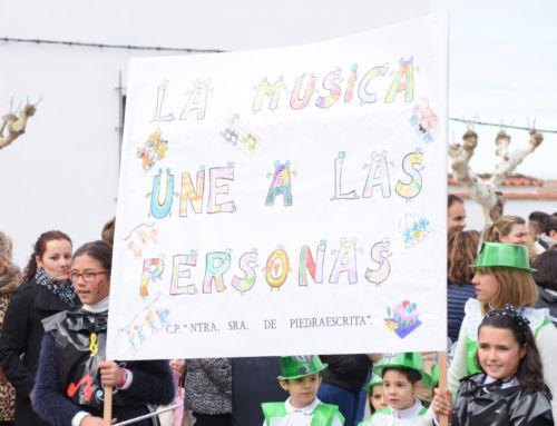 Desfile infantil de Carnaval 2018