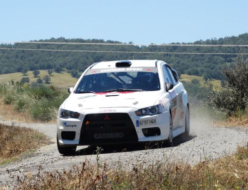 El VI Rally Campanario Interprovincial contará con 33 equipos y un nuevo tramo de 15,2 kilómetros