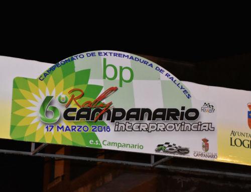 6 Rally de Campanario