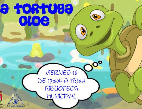 La hora del cuento –La tortuga Cloe
