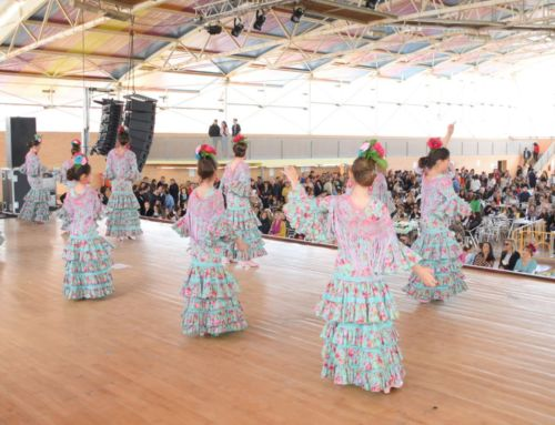 Baile Flamenco y Sevillanas – Feria de Abril 2018