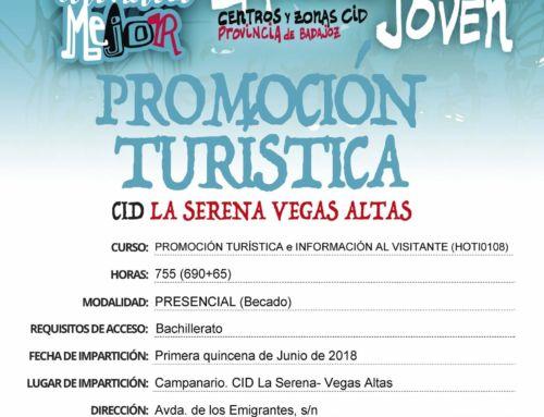 REMJO – Promoción Turística e Información al visitante