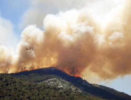 Época de Peligro Alto de incendios forestales