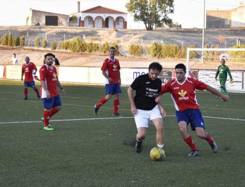 Comienza la liga de verano de Fútbol 7