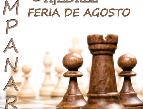 Torneo de Ajedrez en la Feria de Agosto 2018