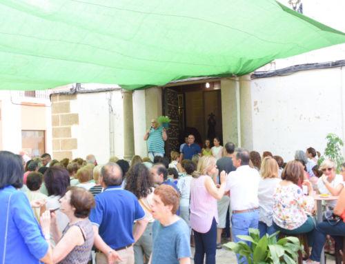 Campanario celebra este domingo la benéfica 'Rifa de los Tiestos'