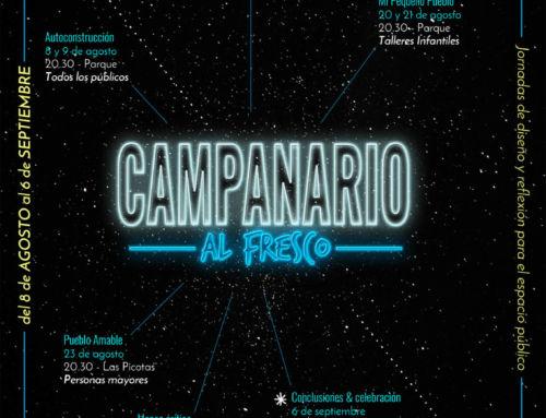 """El proyecto """"Campanario al Fresco"""" posibilitará que sus vecinos opinen sobre la construcción y diseño de sus calles"""