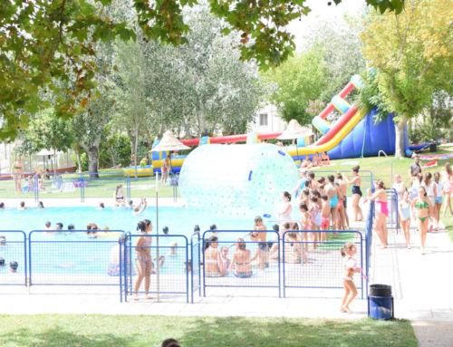 Fiesta del Agua Infantil 2018