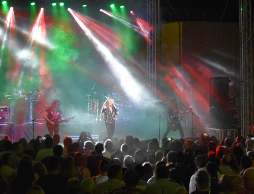 Diversidad de conciertos durante toda la Feria de Agosto 2018