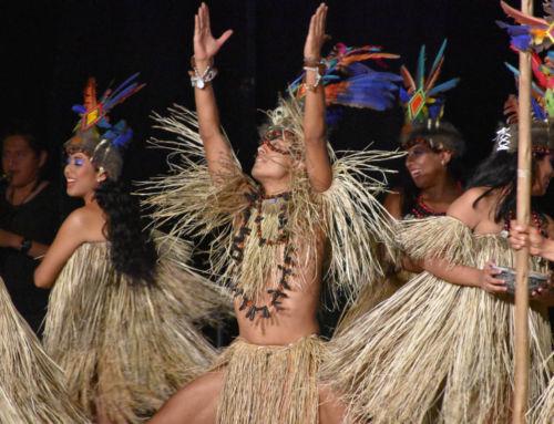 32 Festival Folklórico de los Pueblos del Mundo