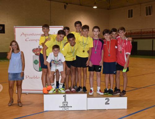 Torneo de Fútbol Sala Infantil y Juvenil 2018