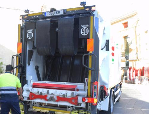 Cada vez más vecinos reciclan su basura en Campanario