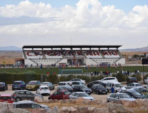 CF Campanario 1-1 CD Gimnástico Don Benito