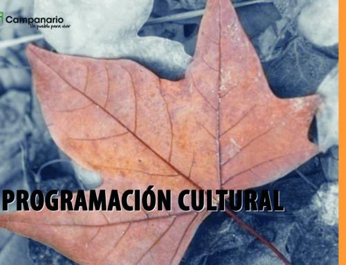 El otoño llega a Campanario cargado de actividades culturales