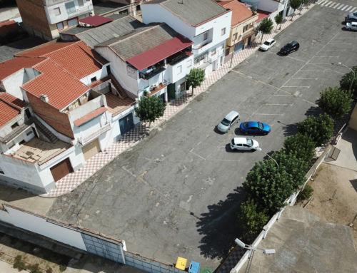 El Ayuntamiento invierte 36.000 euros en asfaltar cuatro calles