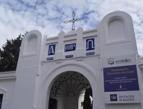 El Cementerio se mantendrá abierto en la Festividad de Todos Los Santos