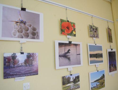 La Universidad Popular expone 76 fotografiás de Orellana la Vieja y su entorno